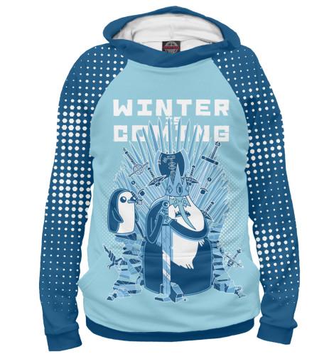Худи Print Bar Winter is Coming худи print bar тормунд is coming