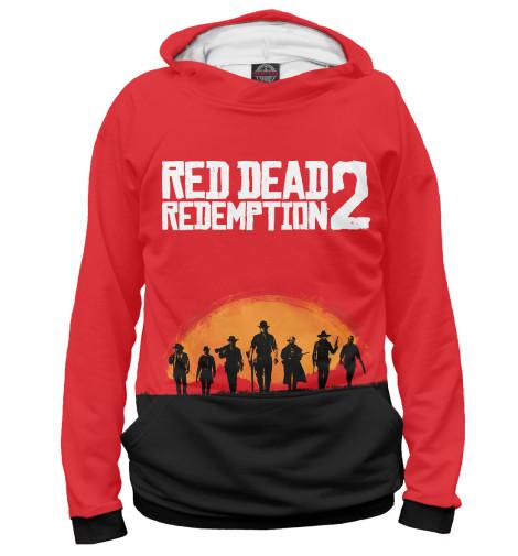 Худи Print Bar Red Dead Redemption 2 майка борцовка print bar red dead redemption 2