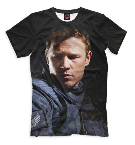 Мужская футболка Алекс Леннон