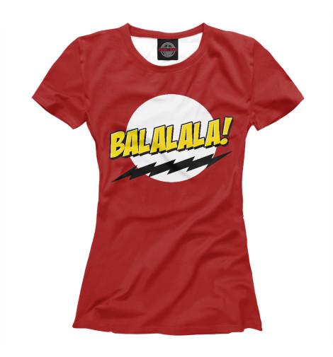 Купить Футболка для девочек Balalala TEO-709627-fut-1