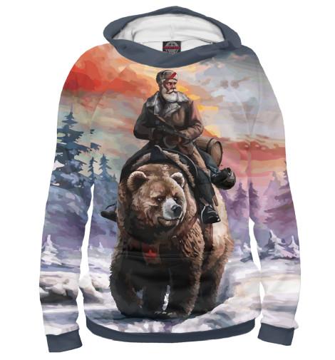 Купить Женское худи На медведе VSY-660347-hud-1