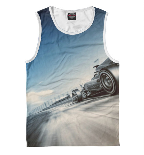 Майка Print Bar Formula 1 худи print bar formula 1