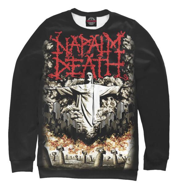 Купить Женский свитшот Napalm Death MZK-385836-swi-1
