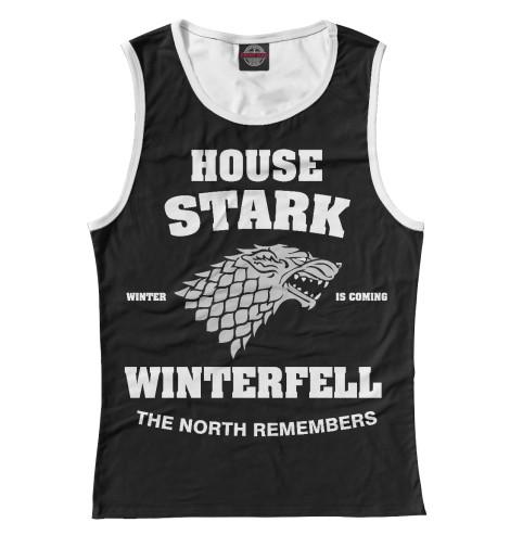 Майка Print Bar House Stark майка борцовка print bar house stark
