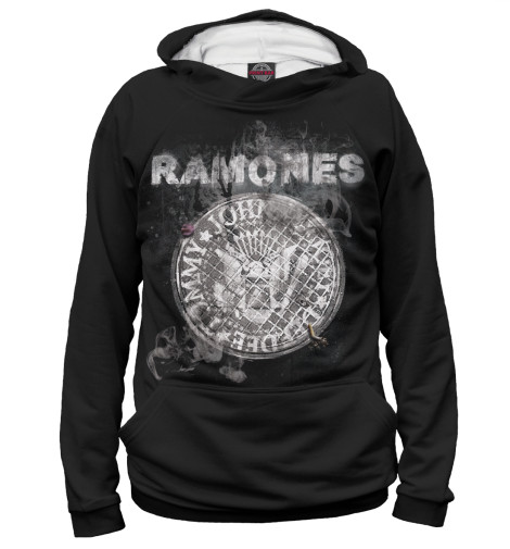 Худи Print Bar Ramones худи print bar сид уилсон