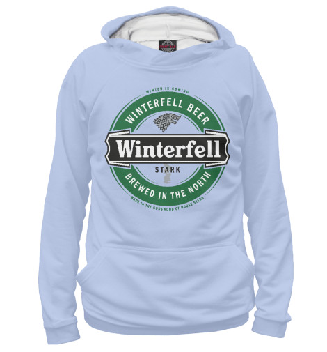 цены Худи Print Bar Winterfell Beer