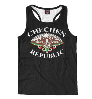 Майка борцовка Chechen Republic