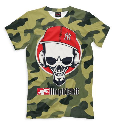 Мужская футболка Limp Bizkit