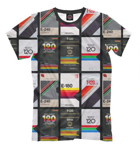 Купить Мужская футболка VHS Mix HIP-326698-fut-2