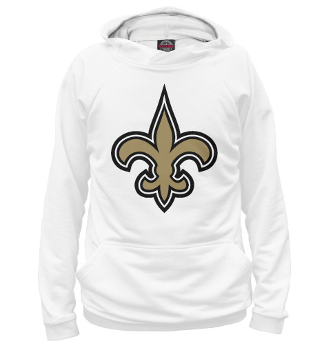Худи Print Bar New Orleans Saints худи print bar new orleans saints