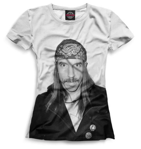 Женская футболка Anthony Kiedis