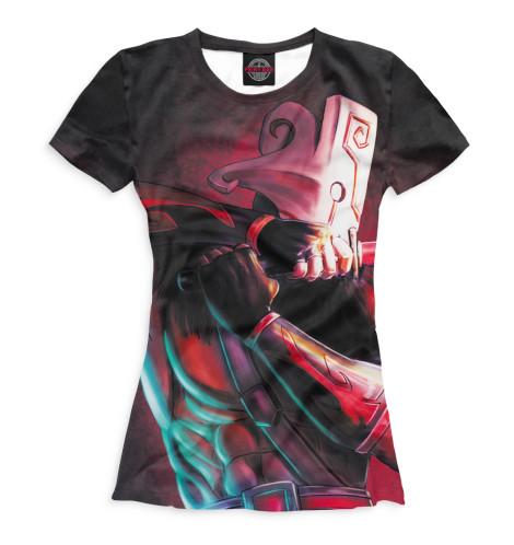 Женская футболка Juggernaut
