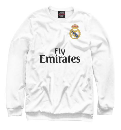 Свитшот Print Bar Форма Реал Мадрид детская футболка классическая унисекс printio реал мадрид