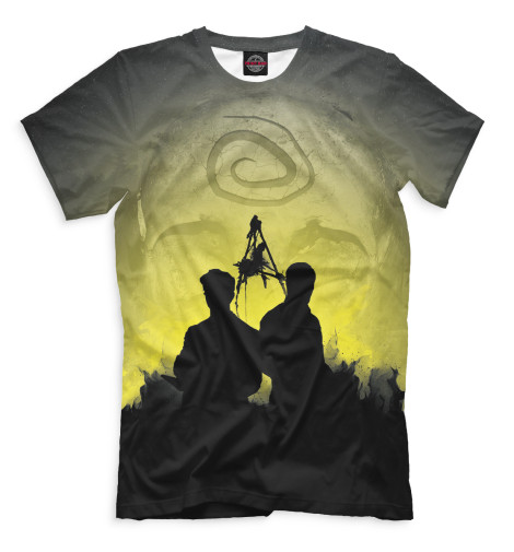 Мужская футболка Настоящий детектив