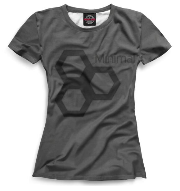 Купить Женская футболка Trance MUS-950474-fut-1