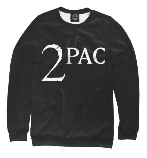 Свитшот Print Bar 2Pac лонгслив printio тупак шакур 2pac