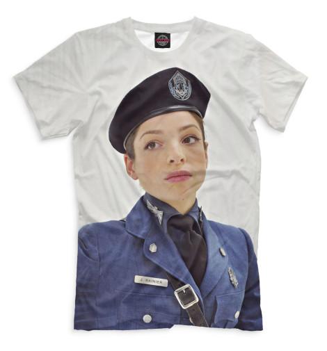 Мужская футболка Джессика Рэйнер