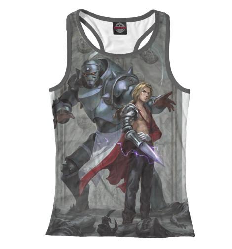 Купить Майка для девочки Fullmetal Alchemist FMA-459096-mayb-1