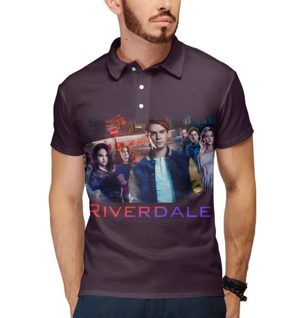 Купить Мужское поло Riverdale SOT-861511-pol-2