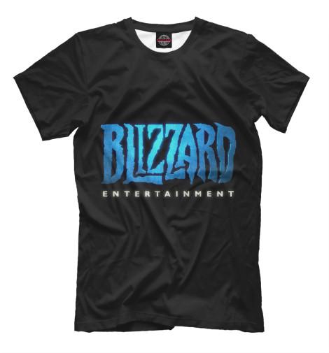 Футболка Print Bar Blizzard Entertainment футболка print bar shogun assassin