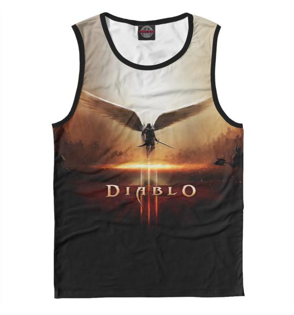 Купить Мужская майка Diablo 3 DIO-939560-may-2