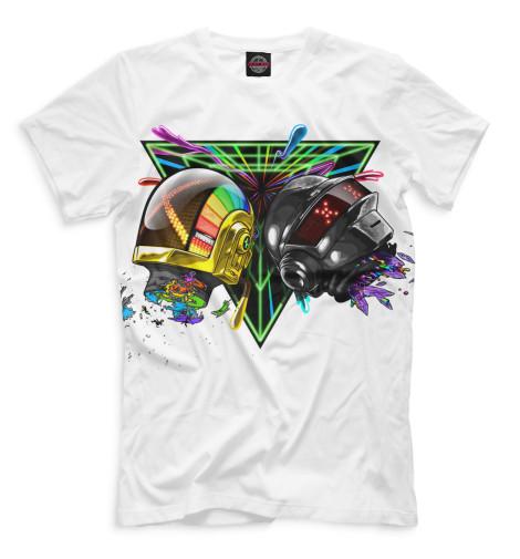 Мужская футболка Daft Punk