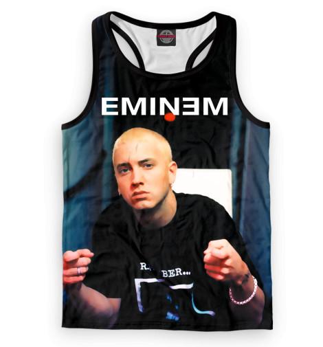 Мужская майка-борцовка Eminem