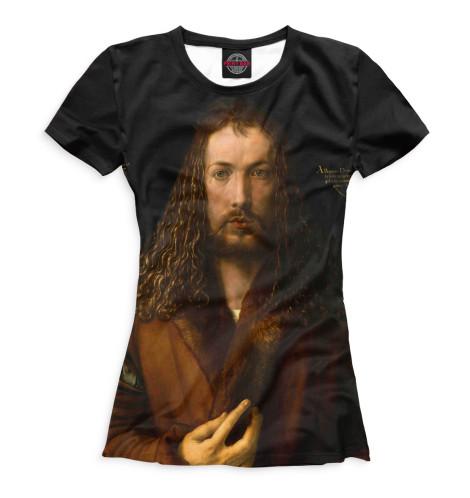Женская футболка Альбрехт Дюрер