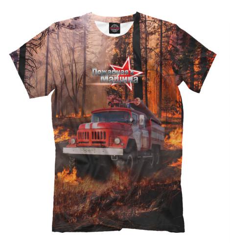 Купить Мужская футболка Зил-131 APD-787080-fut-2