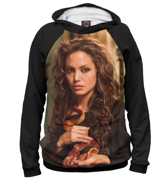 Купить Худи для девочки Александр — Анджелина Джоли NOV-464891-hud-1