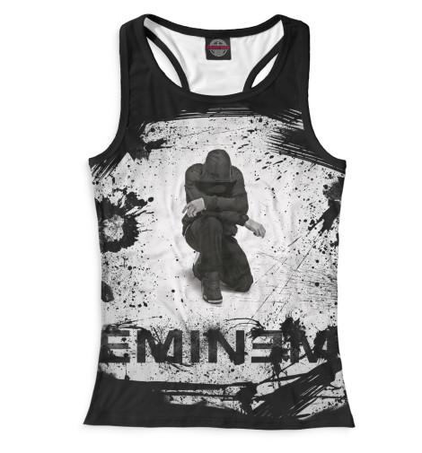 Женская майка-борцовка Eminem