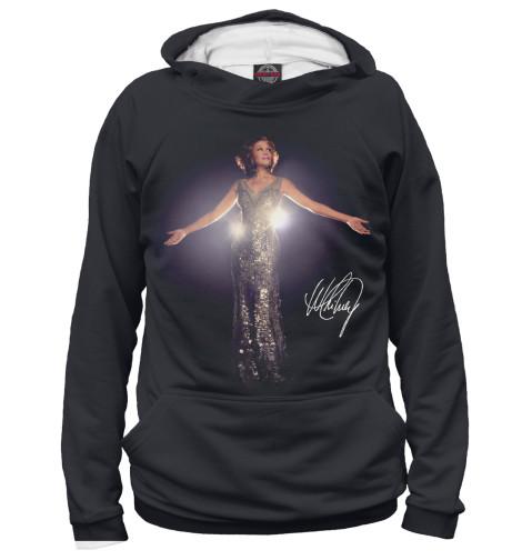 Худи Print Bar Whitney Houston футболка wearcraft premium printio whitney houston