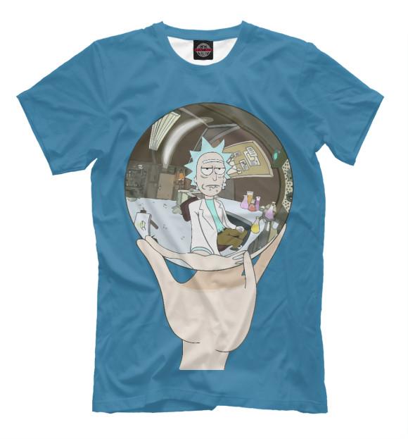 Купить Мужская футболка Рик и Морти RNM-843798-fut-2