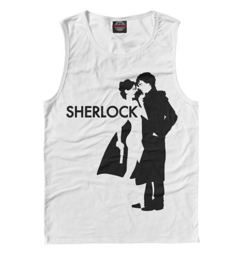 Майка Print Bar Шерлок - Sherlock