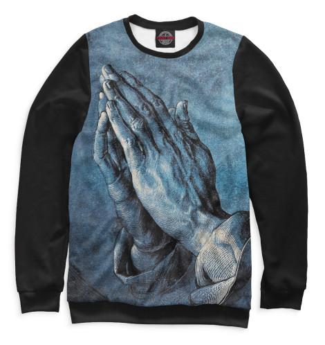 Женский свитшот Молитва