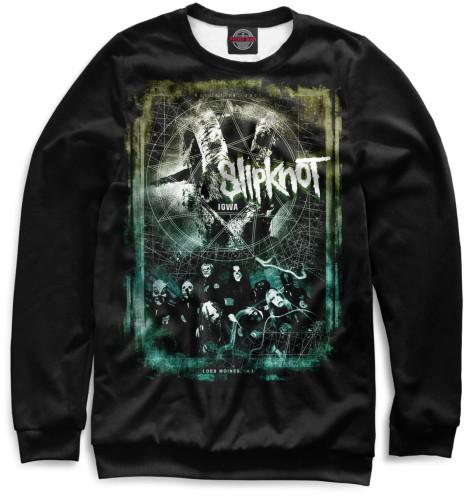 Женский свитшот Slipknot