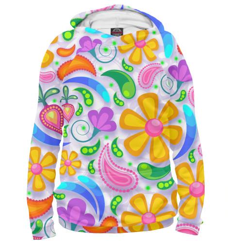 Купить Худи для мальчика Flower Time CVE-688596-hud-2