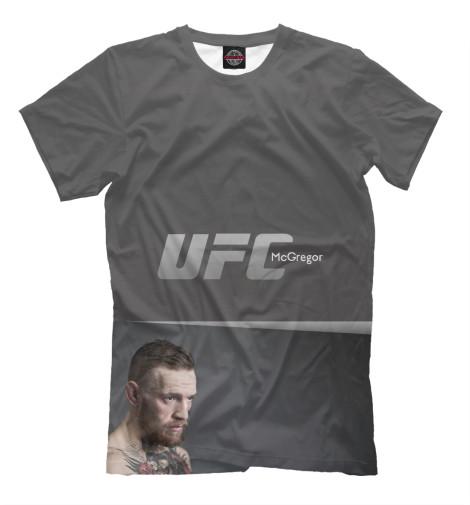 Футболка Print Bar UFC McGregor ufc 2 ps4