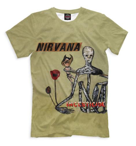 Мужская футболка Incesticide