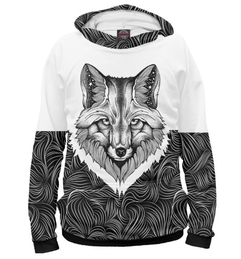 Худи Print Bar Star Wolf худи print bar native wolf