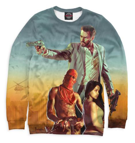 Мужской свитшот Max Payne 3
