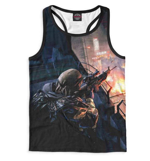 Купить Майка для мальчика Warface RPG-690040-mayb-2