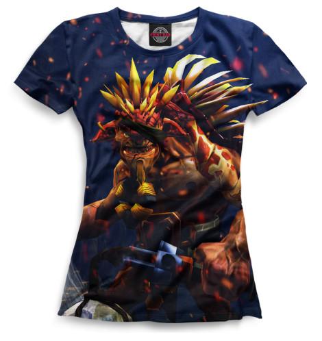 Купить Женская футболка Bristleback DO2-435222-fut-1