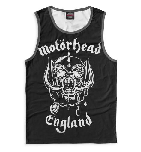 Мужская майка Motorhead