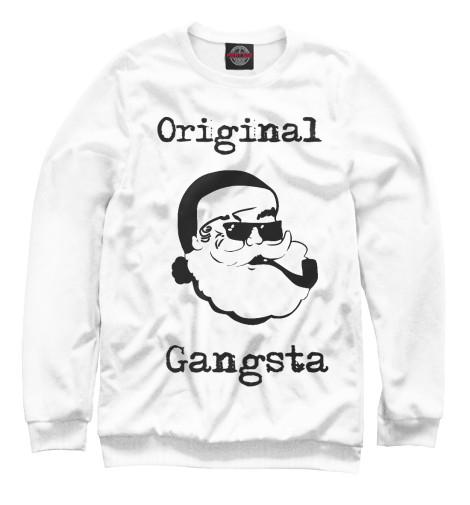 Свитшот Print Bar Original Gangsta худи print bar gangsta