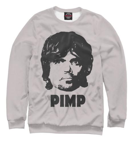 Свитшот Print Bar Pimp pimp