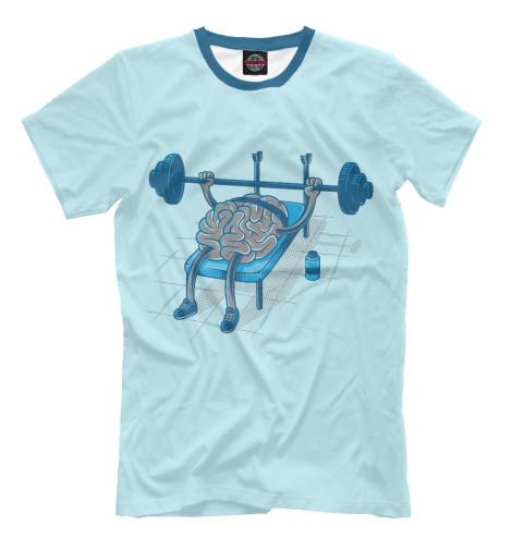 Футболка Print Bar Тренировка мозга