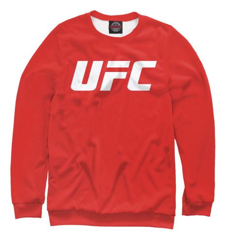 Свитшот Print Bar UFC Logo майка борцовка print bar ufc logo