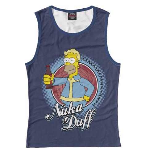 Купить Женская майка Nuka Duff SIM-299918-may-1