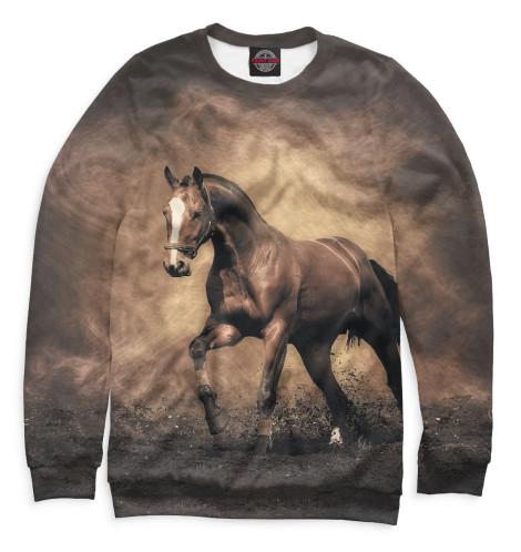 Свитшот Print Bar Лошади лошади 2284